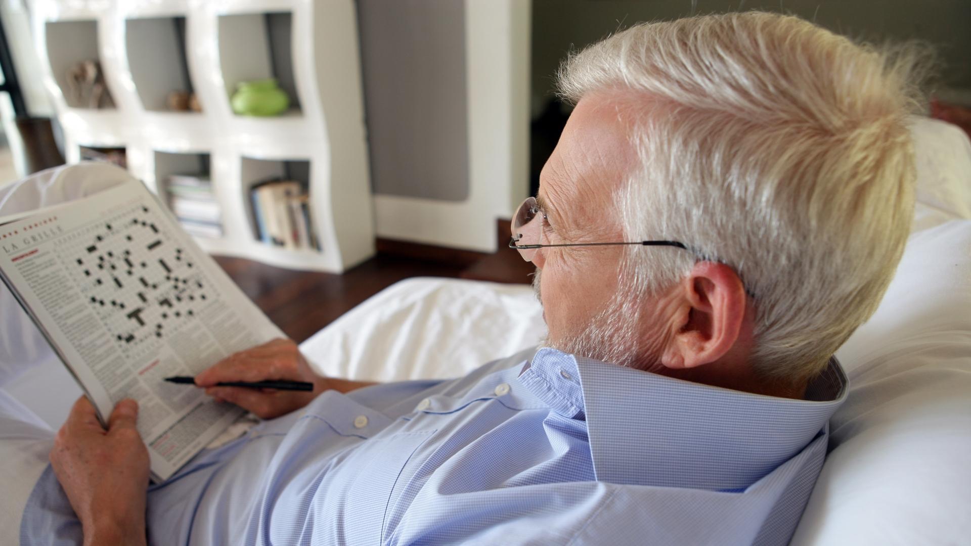 Умственные тренировки смогут «улучшить» стареющий мозг