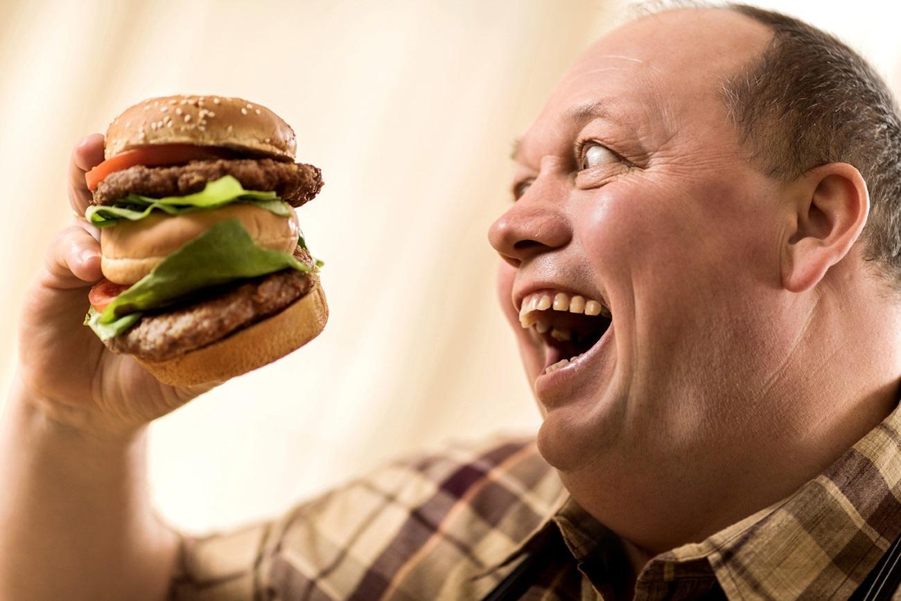 возникновение 13 видов рака связано с избыточным весом