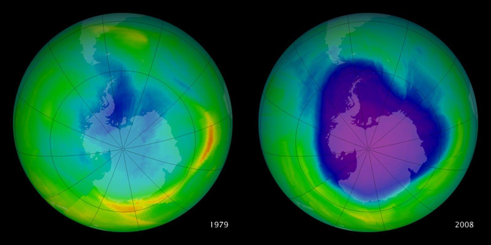 Ученые нашли новую угрозу озоновому слою