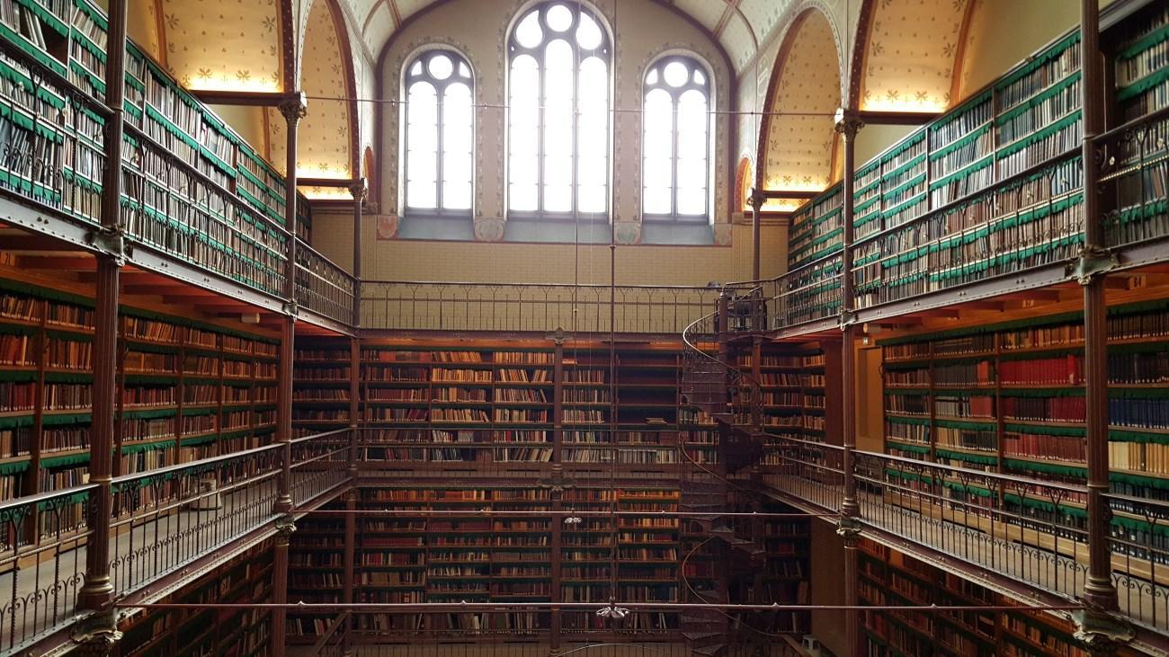 Библиотеки будущего будут сделаны из ДНК