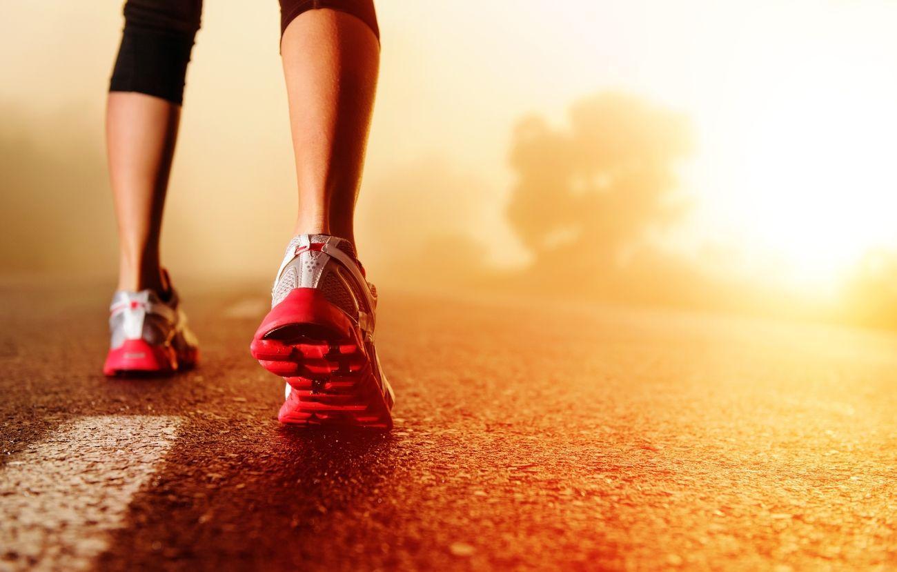 Что полезнее для здоровья - бег или ходьба