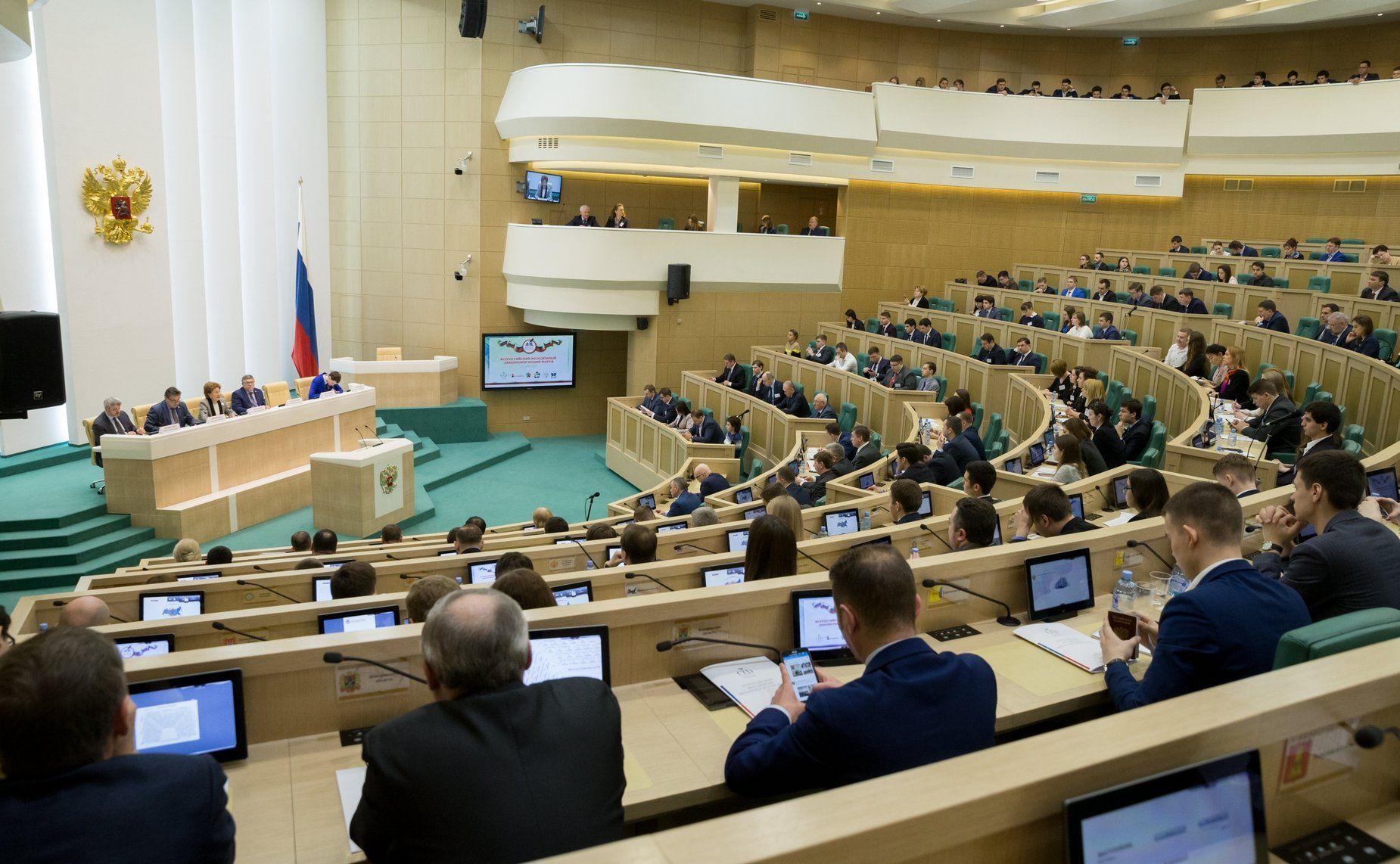 Сенаторы одобрили закон о волонтерах