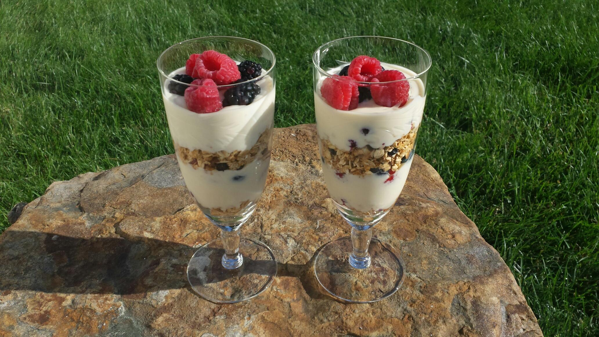 Йогурт снижает риск сердечно-сосудистых заболеваний