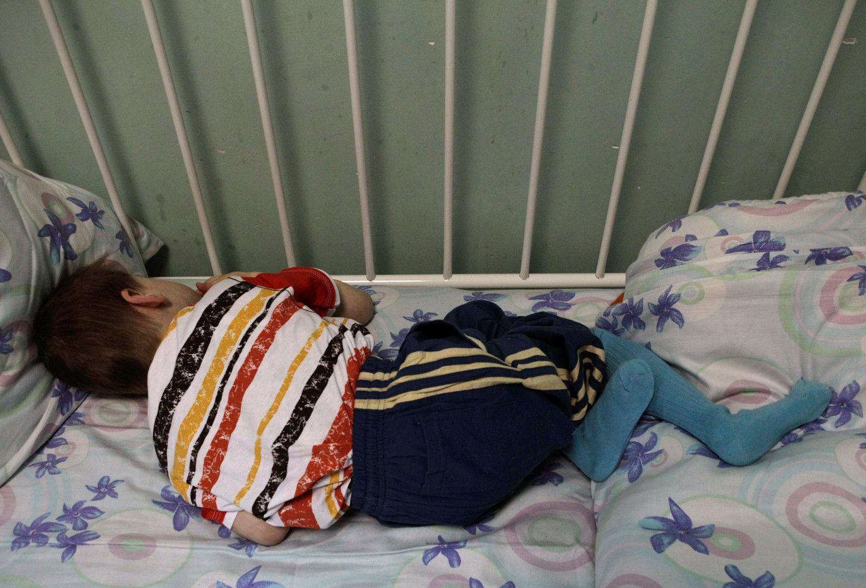 В России появится профстандарт для нянь по уходу за детьми с инвалидностью