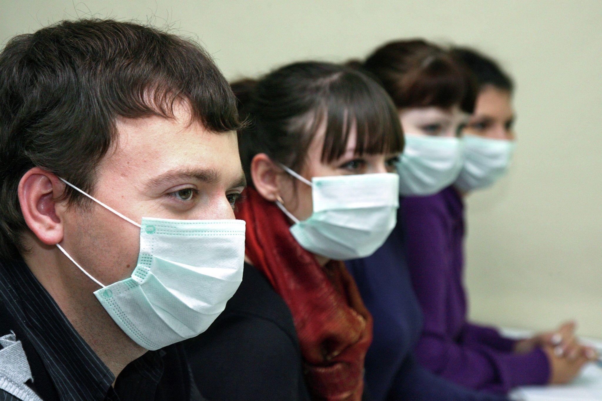 Россиянам напомнили о гриппе