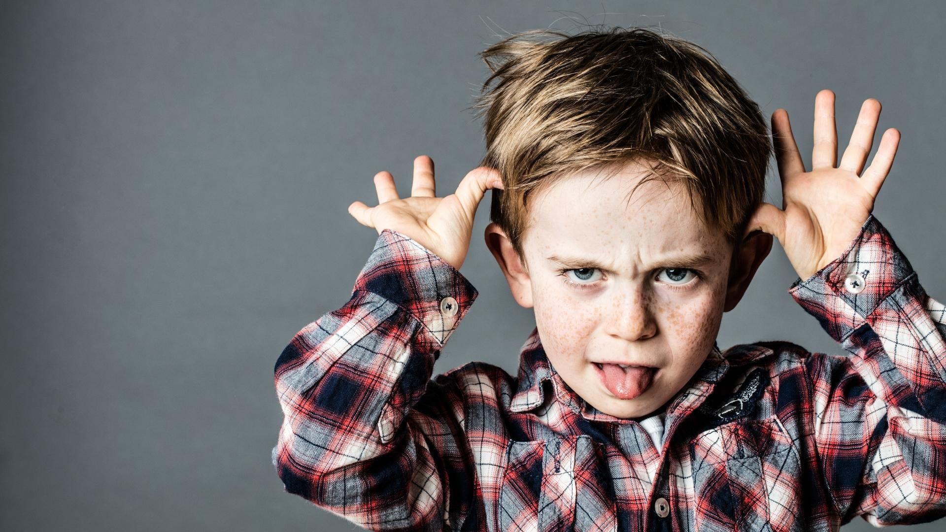 7 вредных советов по воспитанию мальчика
