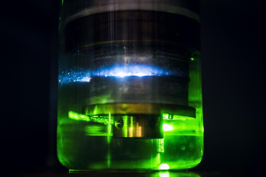 Разработан эффективный зубной ополаскиватель на основе наночастиц металлов