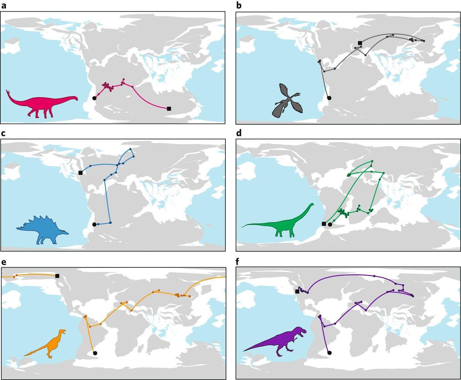 Метод изучения динозавров поможет бороться с распространением гриппа