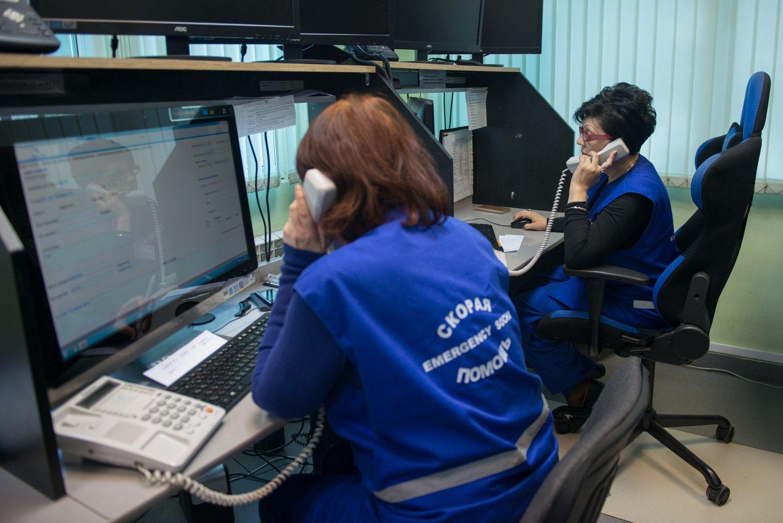 Оптимизация скорой помощи продолжается за счет диспетчеров