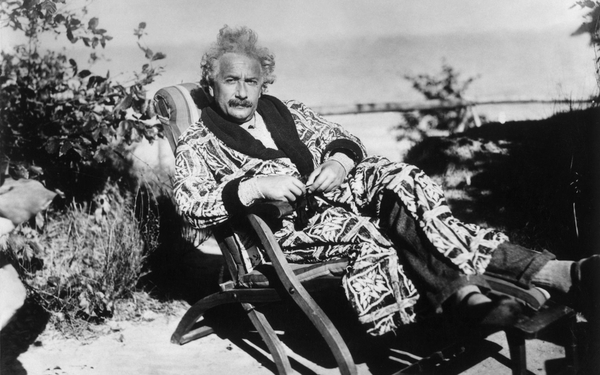 Почувствуй себя Эйнштейном