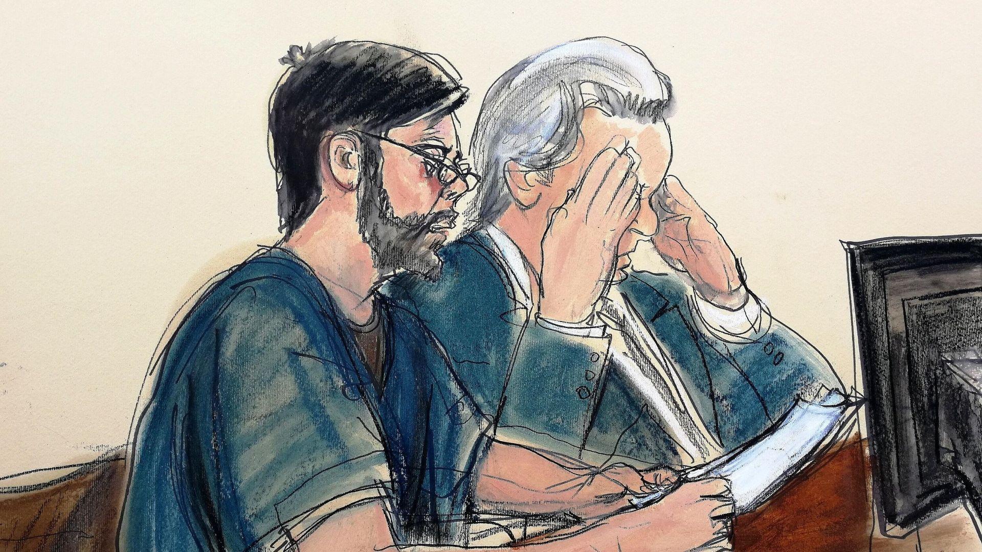 Скандально известный фармбизнесмен Шкрели приговорен к семи годам тюрьмы