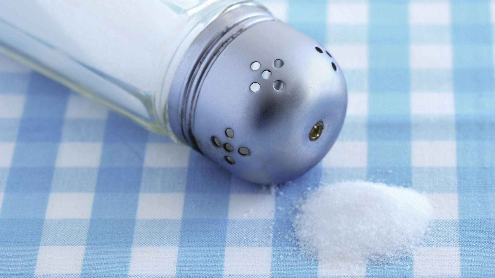 Может ли большое количество соли спасти от мигрени