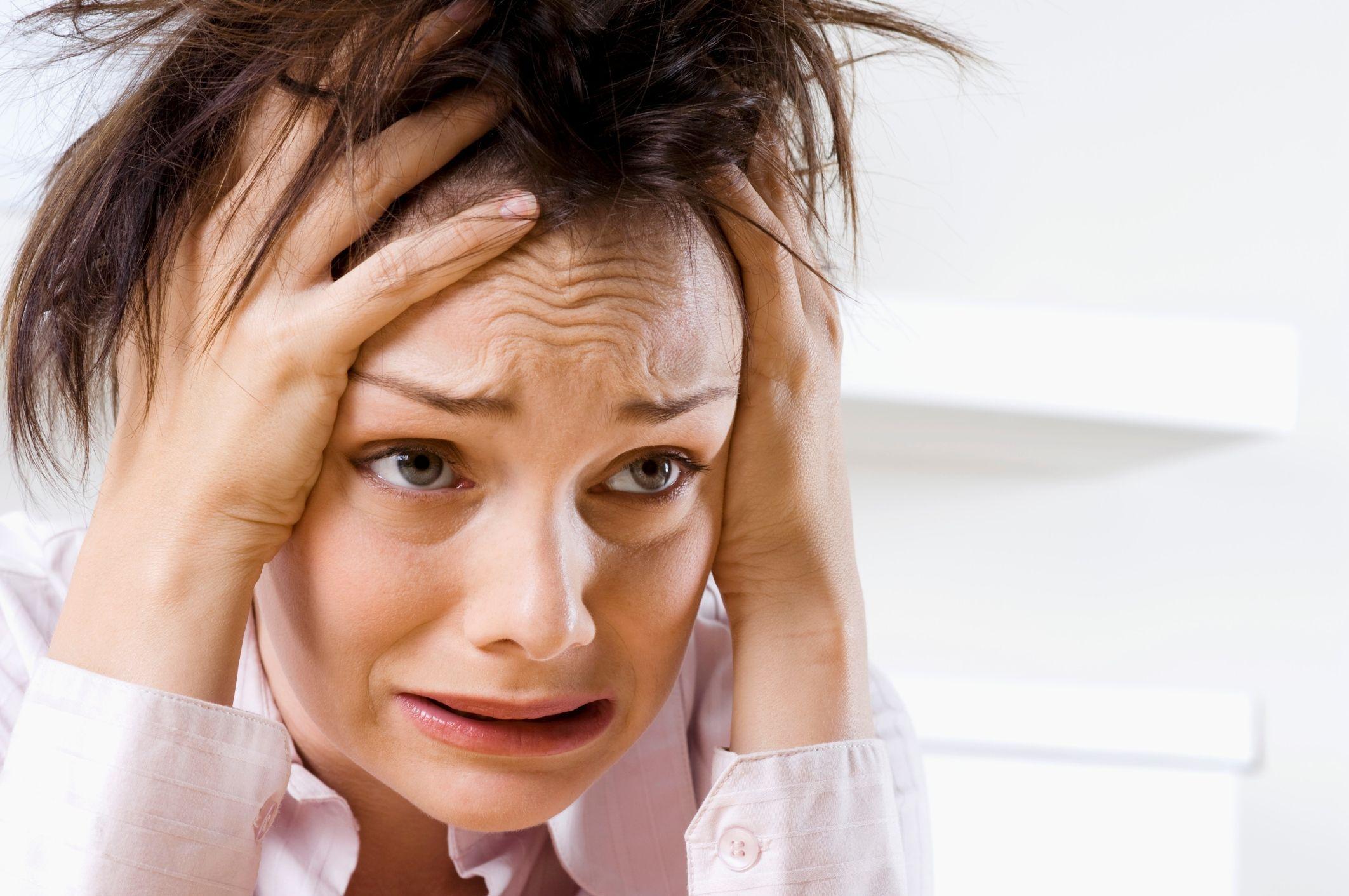Стресс помог людям усвоить плохие новости
