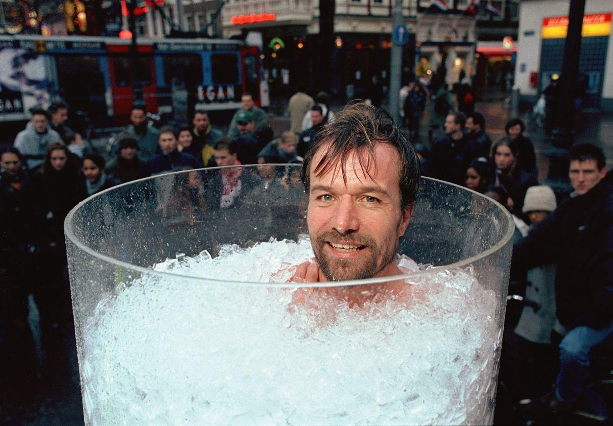 Секрет настоящего Ледяного человека