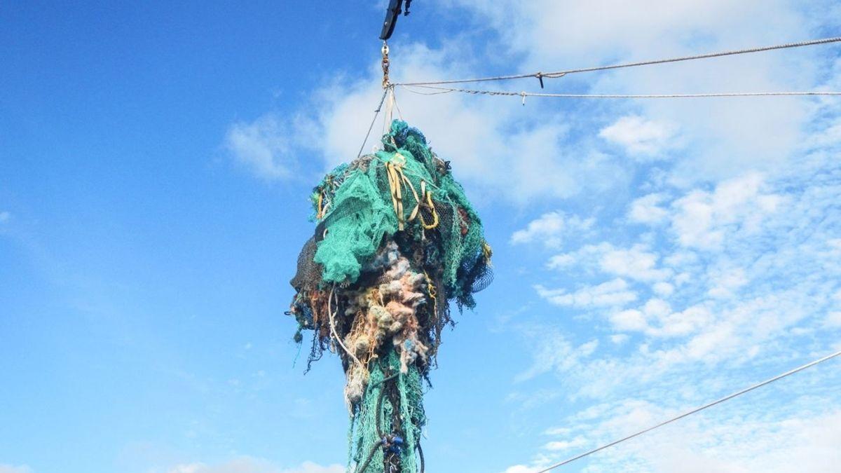 Тихоокеанский мусороворот оказался в 16 раз больше, чем считалось