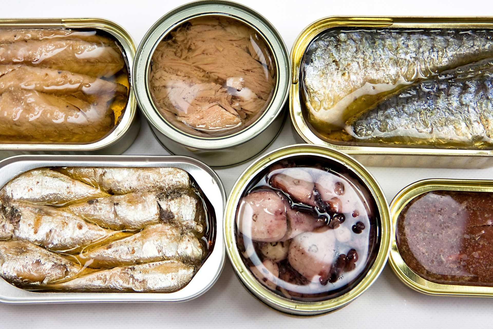 Не все консервные банки безопасны для пищеварительного тракта