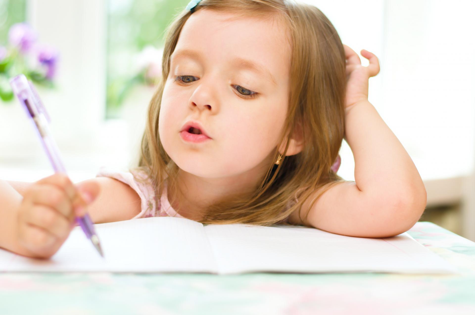 Почему маленьким детям бывает трудно учиться