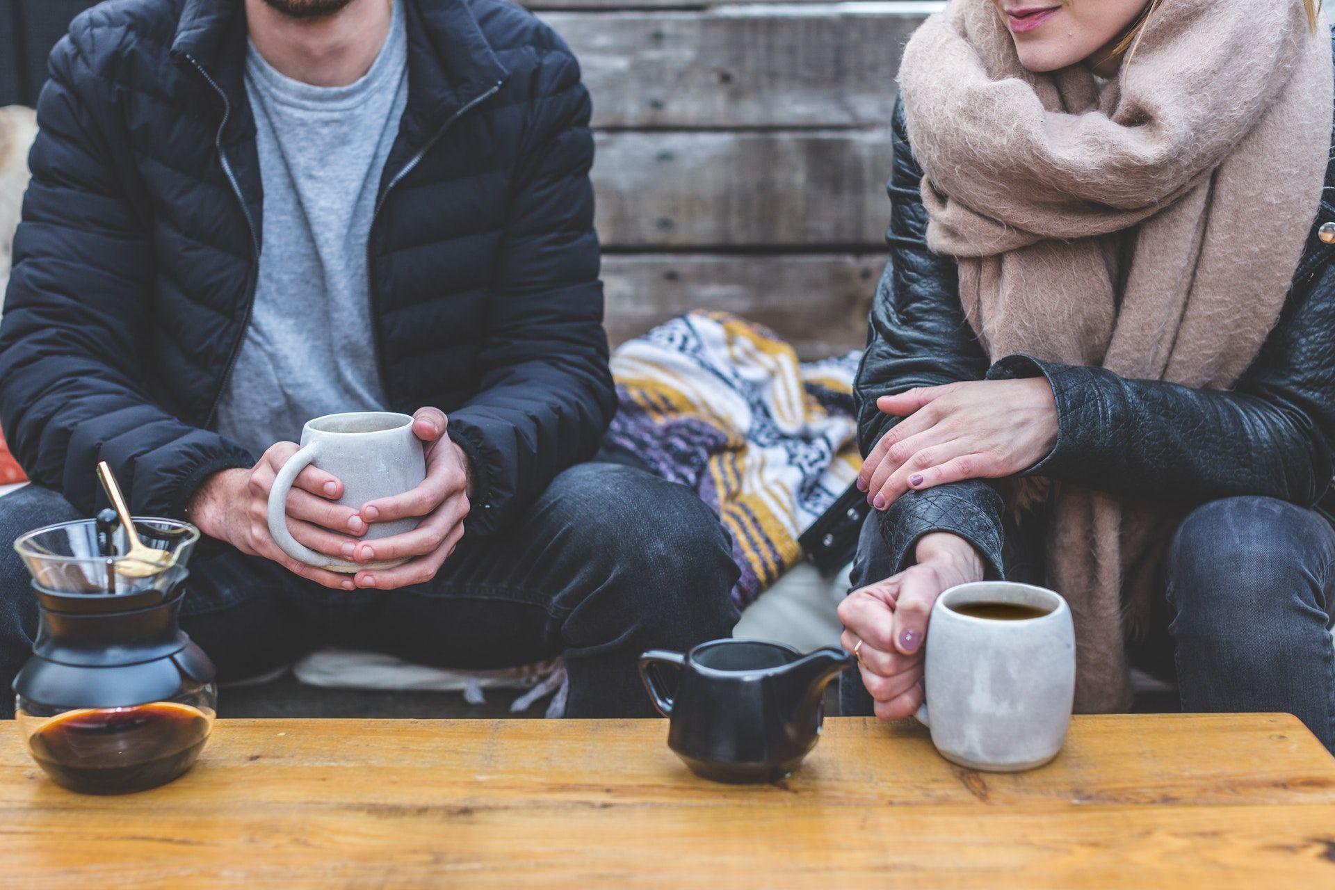 Память предков проявляется за чашкой кофе
