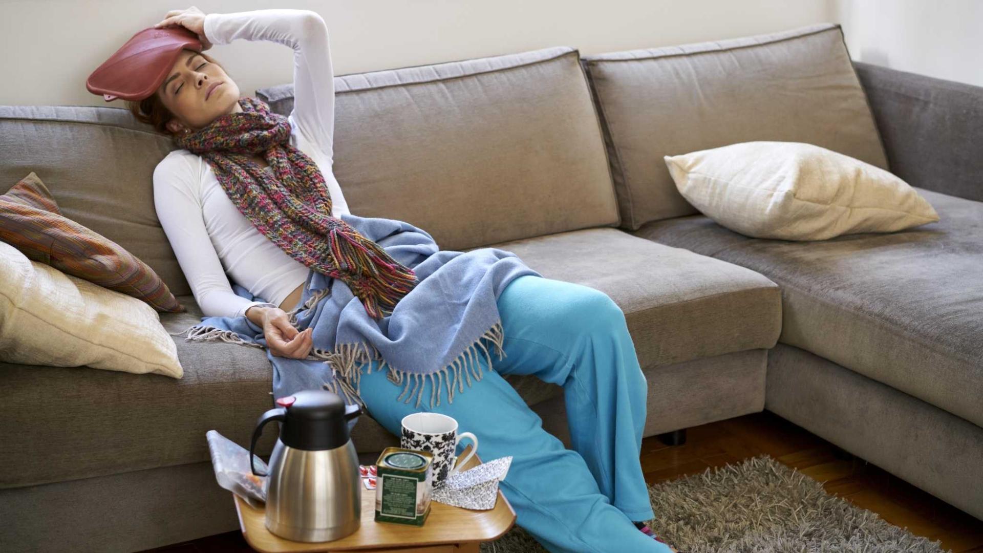 Почему при простуде хуже думается