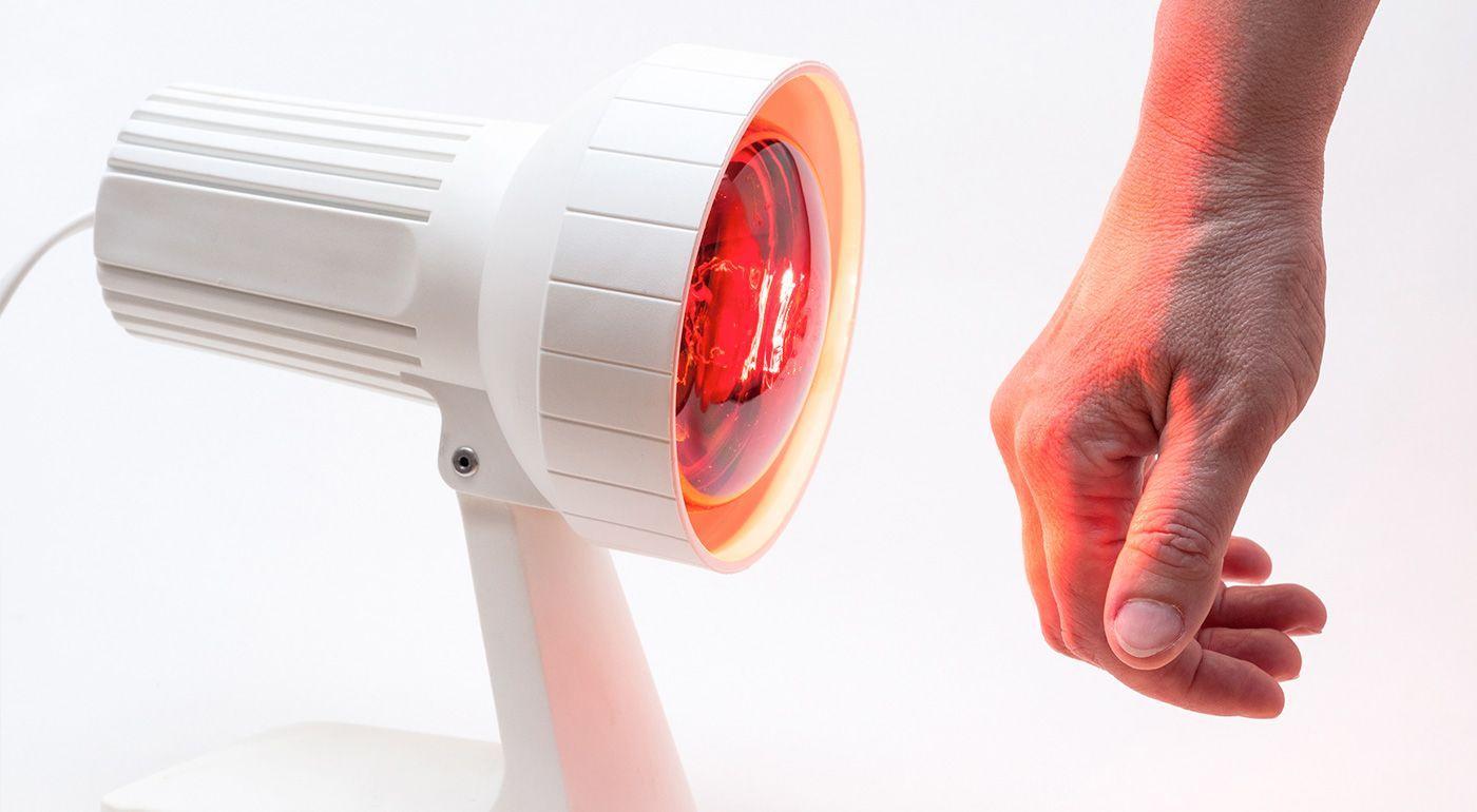 Инфракрасный свет поможет снять болевые ощущения