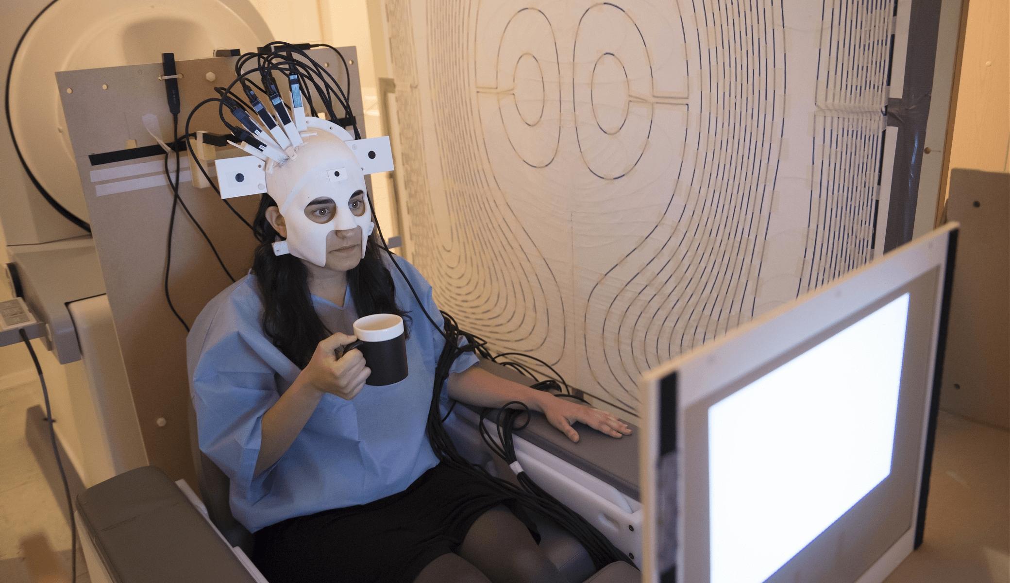 Магнитоэнцефалография «на бегу»