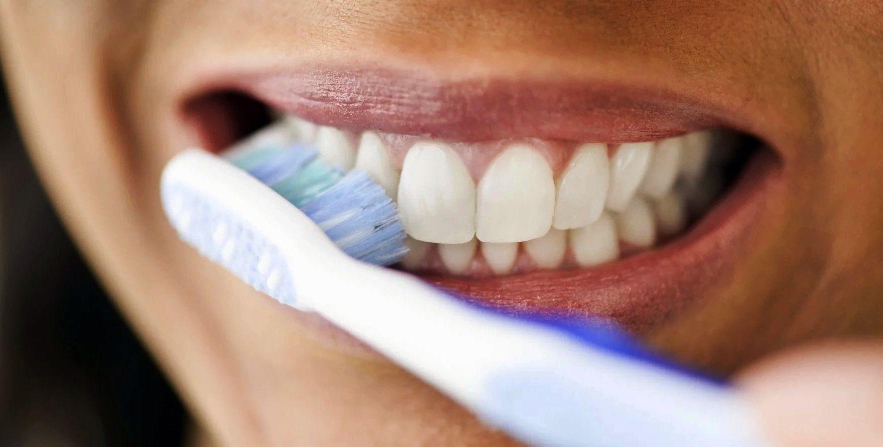 когда чистка зубов приводит к эпилепсии