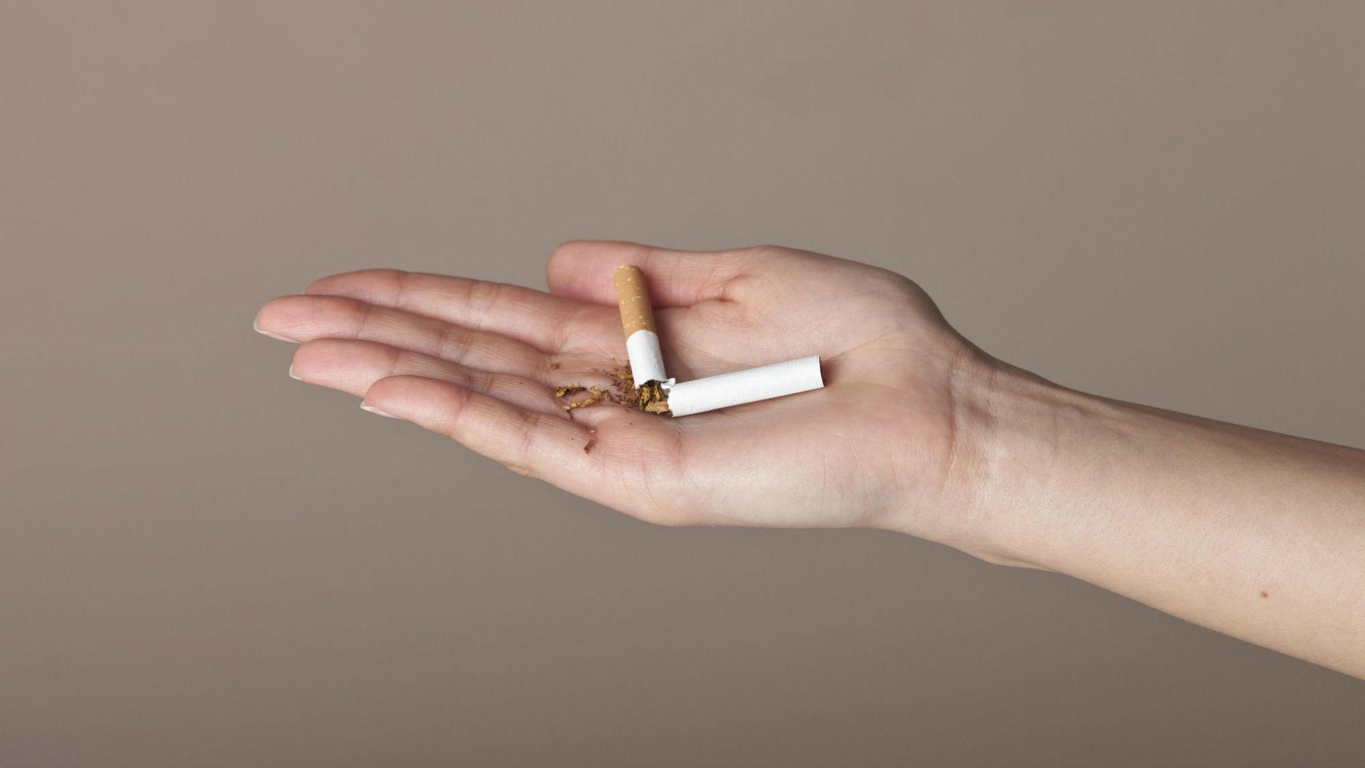 Третичное курение воздействует сильнее, чем считалось