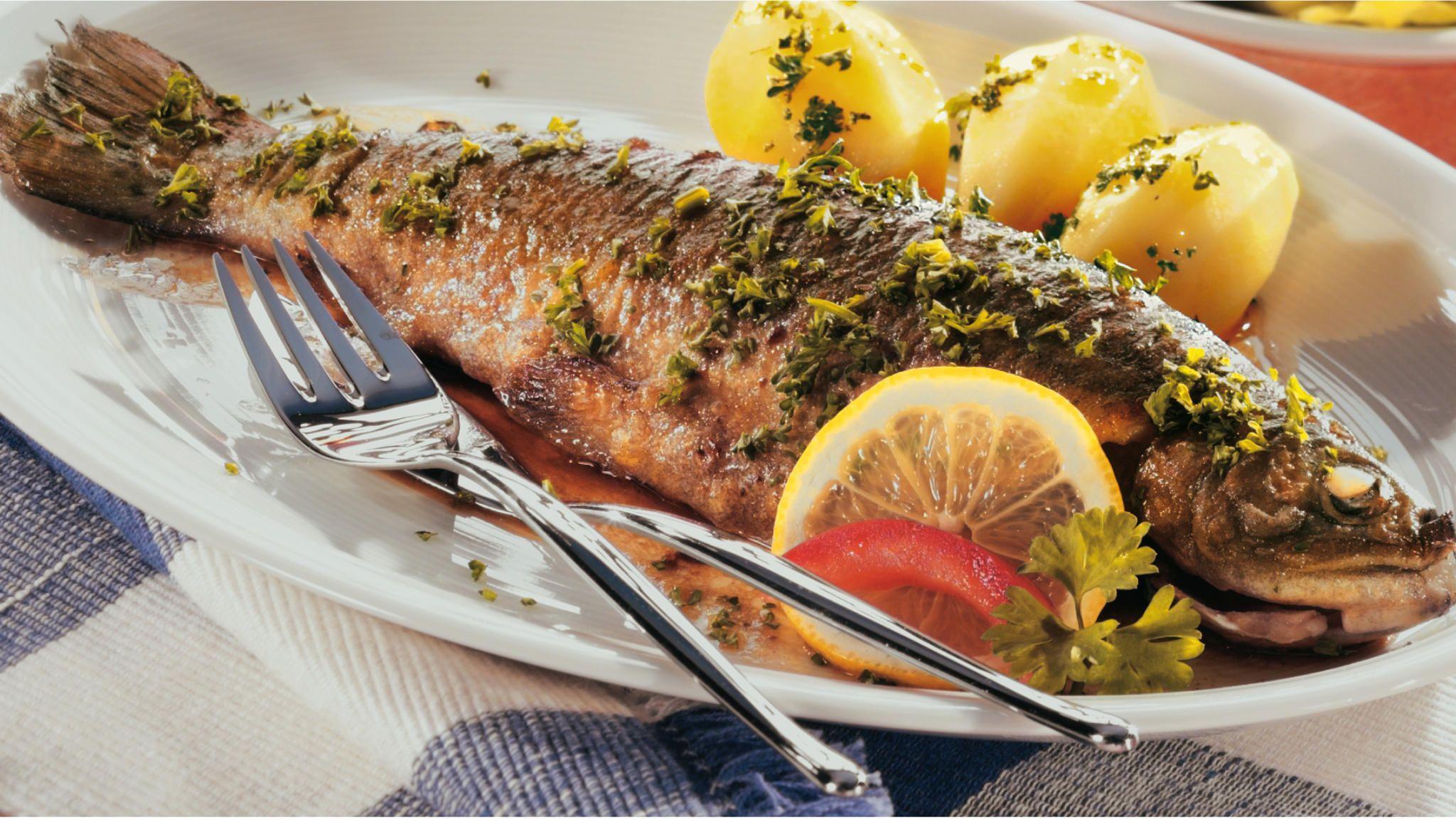 Диета, богатая морепродуктами, связана с высокой вероятностью беременности