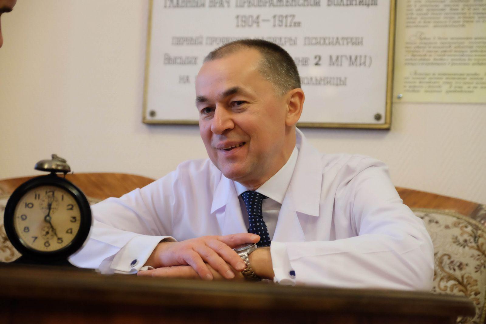 Георгий Костюк: Нейронауке без клиницистов не разобраться в шизофрении