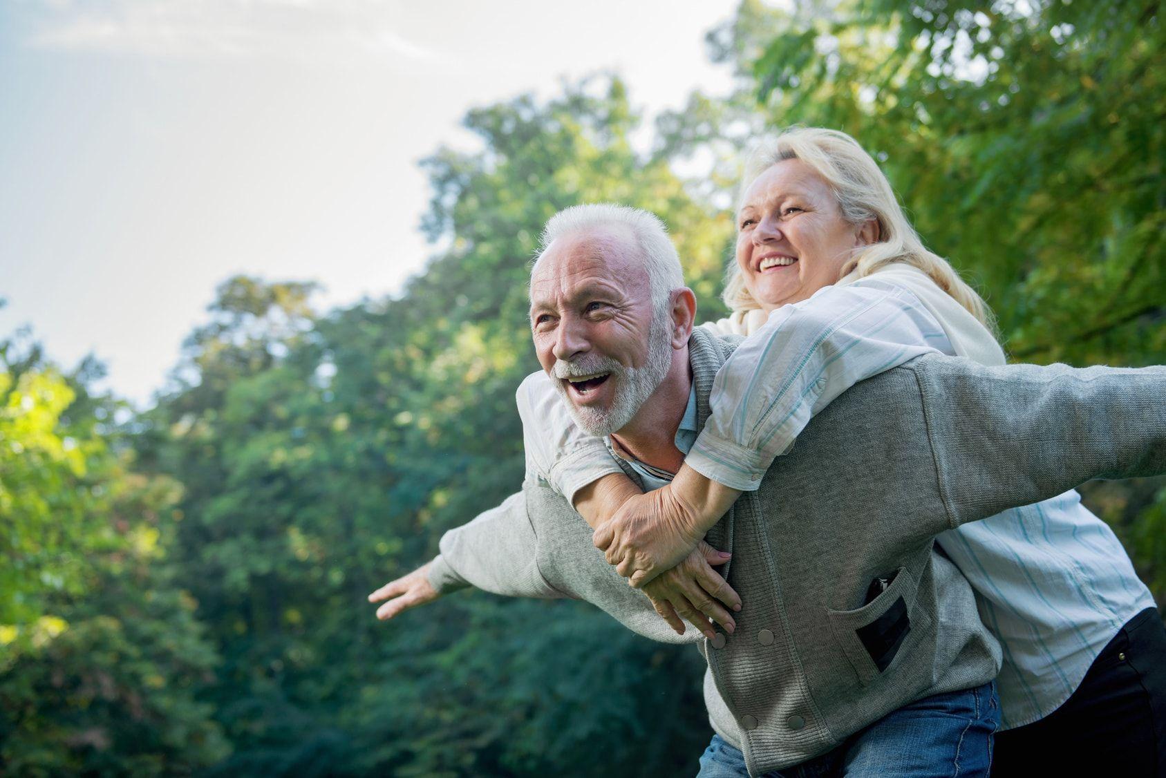 Секс - важнейшая часть жизни для тех, кому за 65