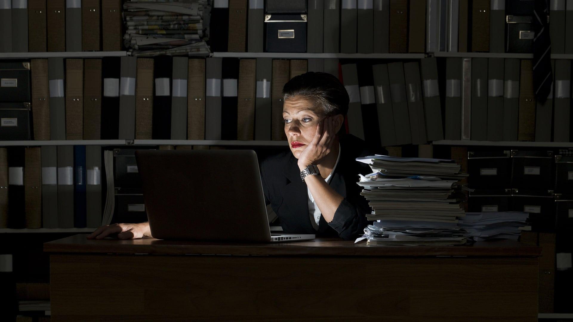 Недосып и работа по ночам усилили невнимательность в пять раз