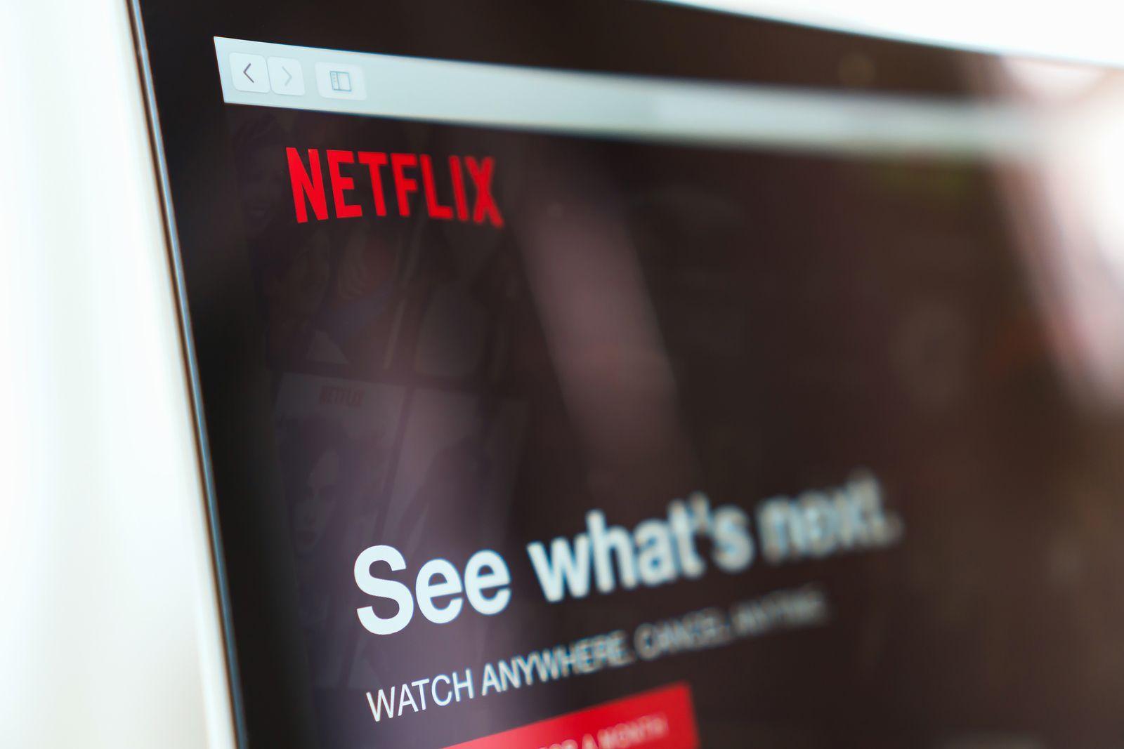 Netflix наносит удар по половой жизни