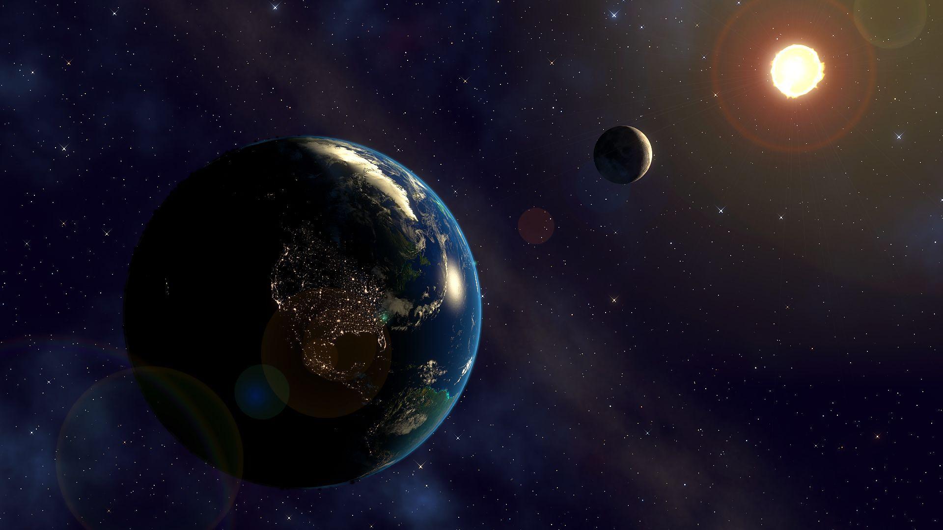 Насколько близко друг к другу могут оказаться две инопланетные цивилизации