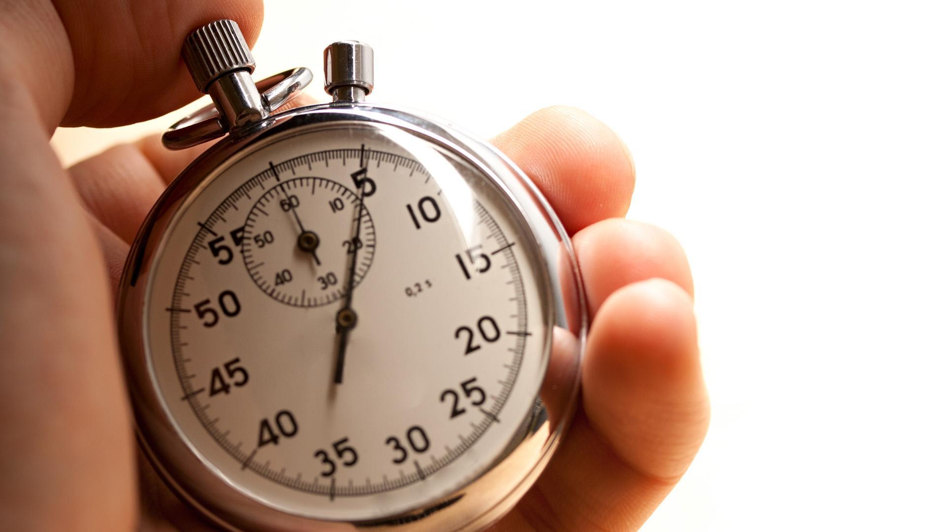 Исследование показало, как мозг считает секунды