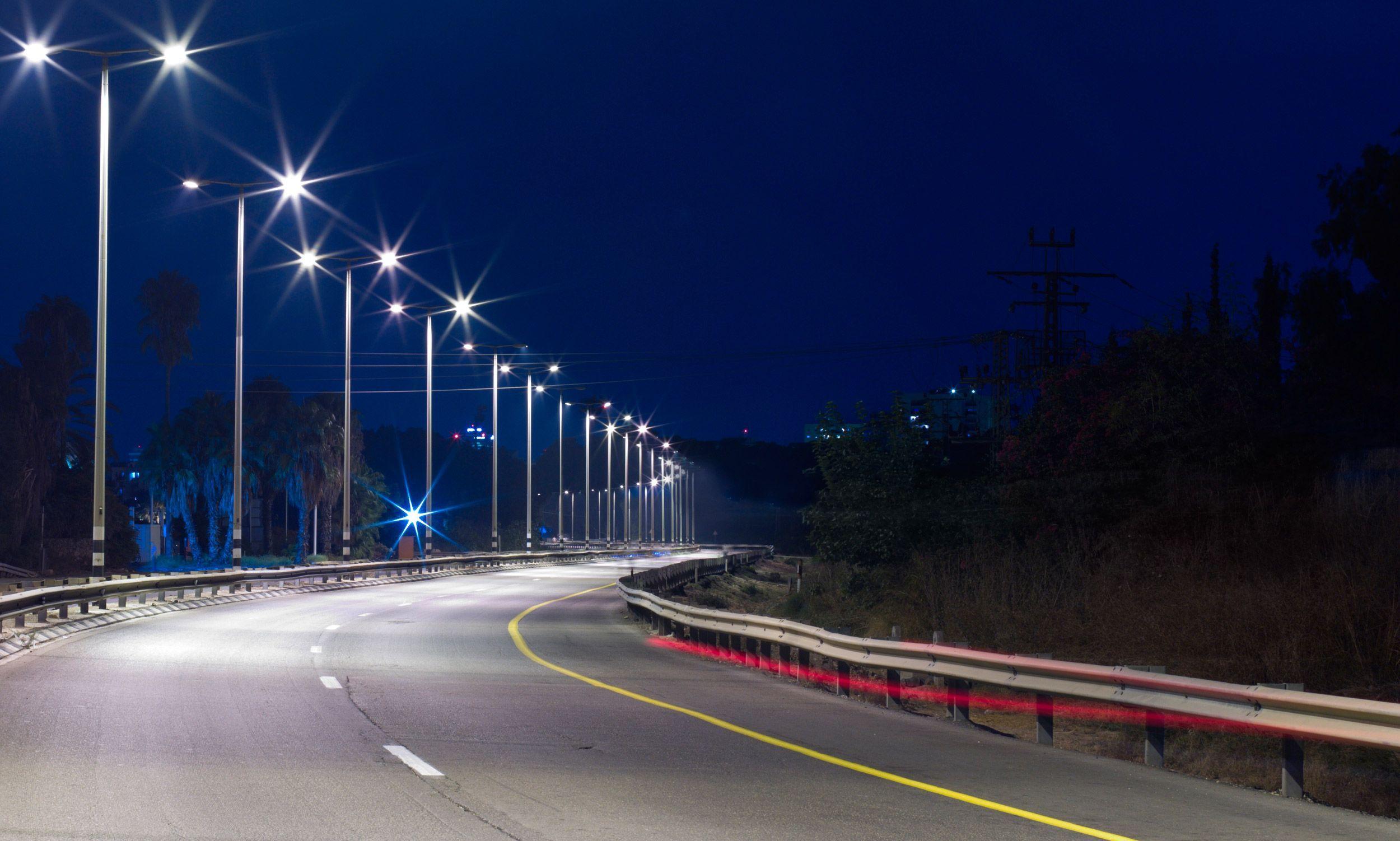 Врачи предупредили о вреде светодиодных уличных фонарей