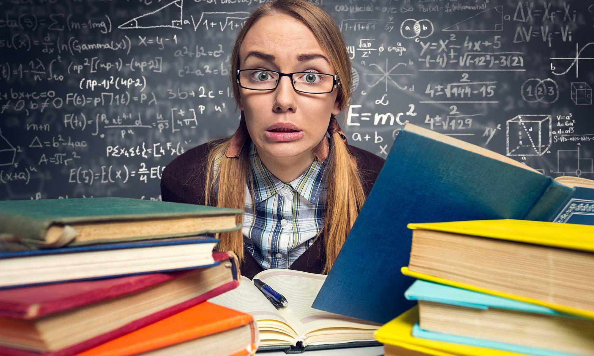 Кто боится математики? Разбираемся с тем, откуда берется страх перед «царицей наук»