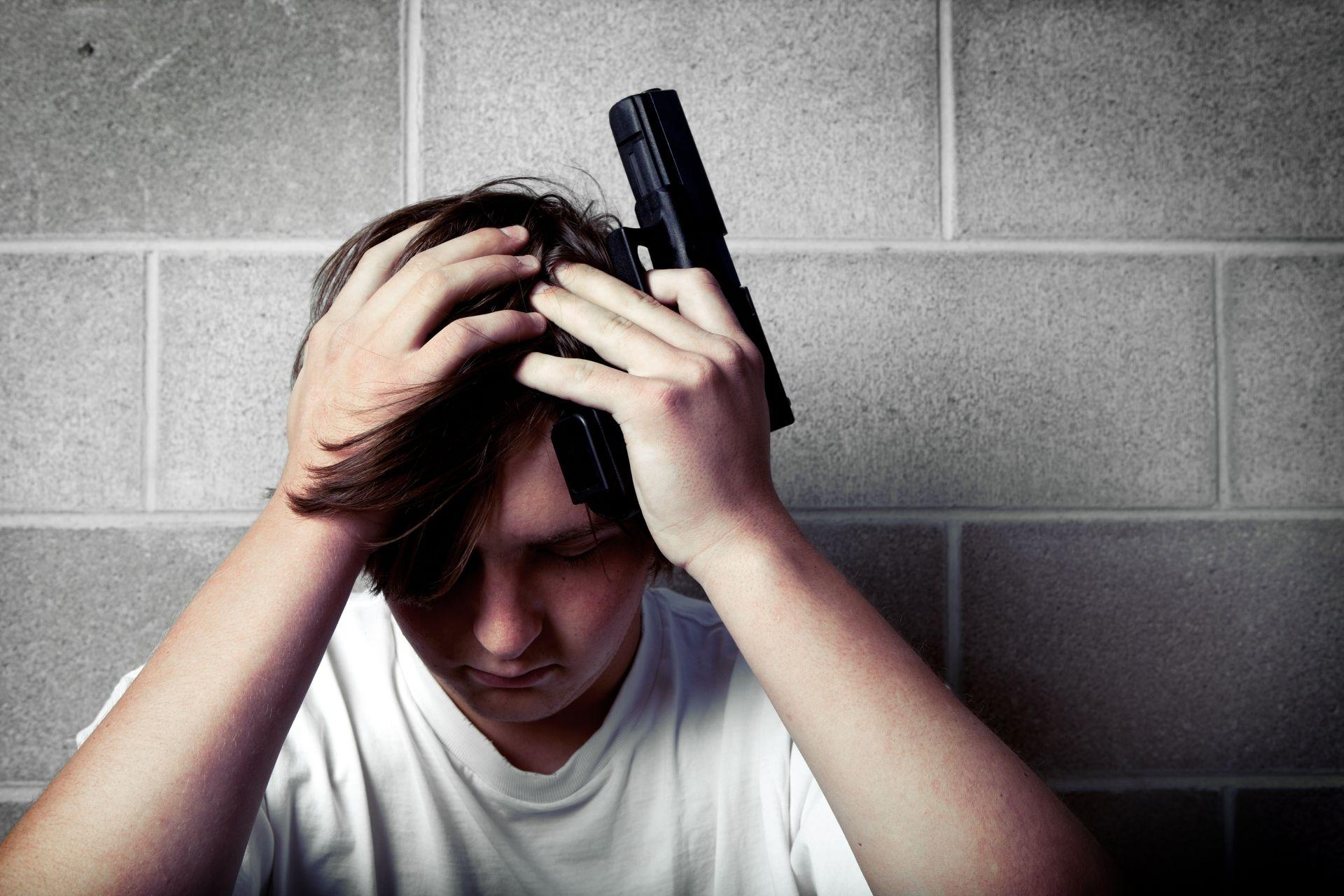 Магнитная стимуляция снизила суицидальные наклонности больных депрессией