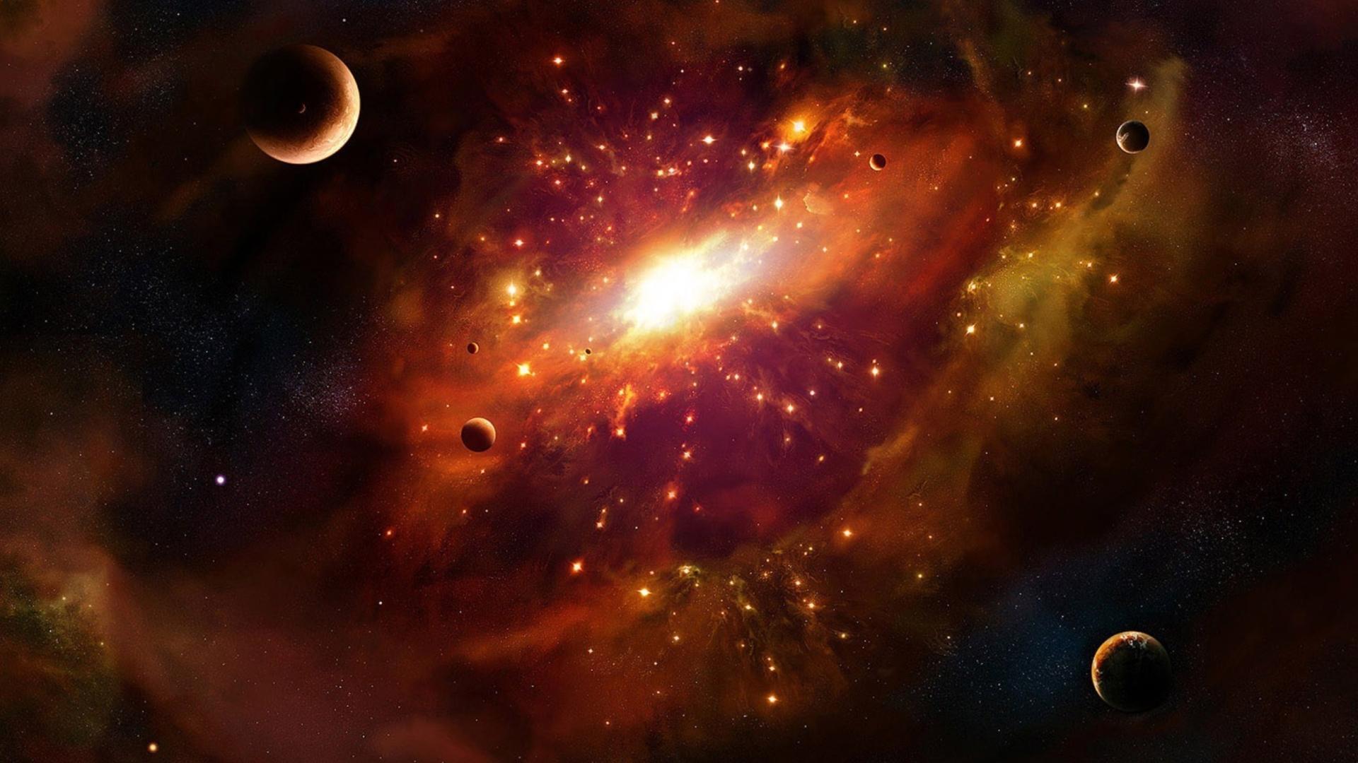 Вспышки сверхновых могли привести к массовым вымираниям на Земле