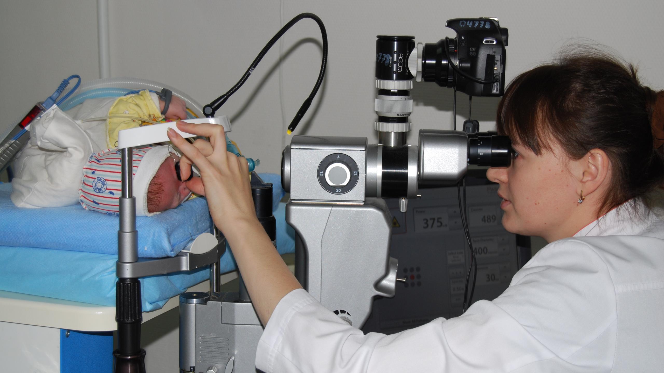 Еще одна победа роботов: диагностика ретинопатии недоношенных