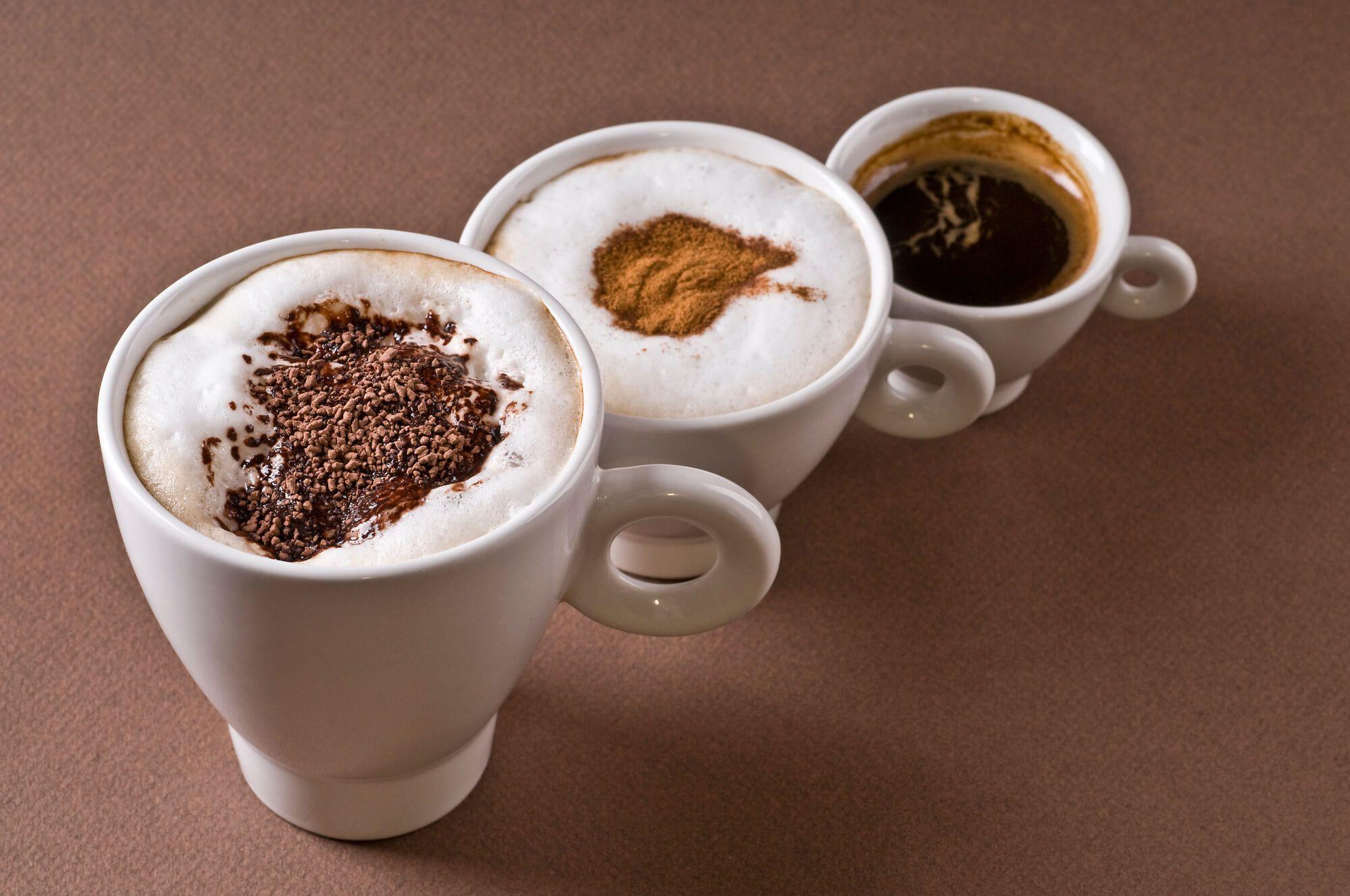Кофеманов разделили на три группы