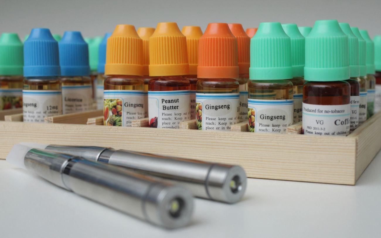 Ароматизаторы электронных сигарет вредны