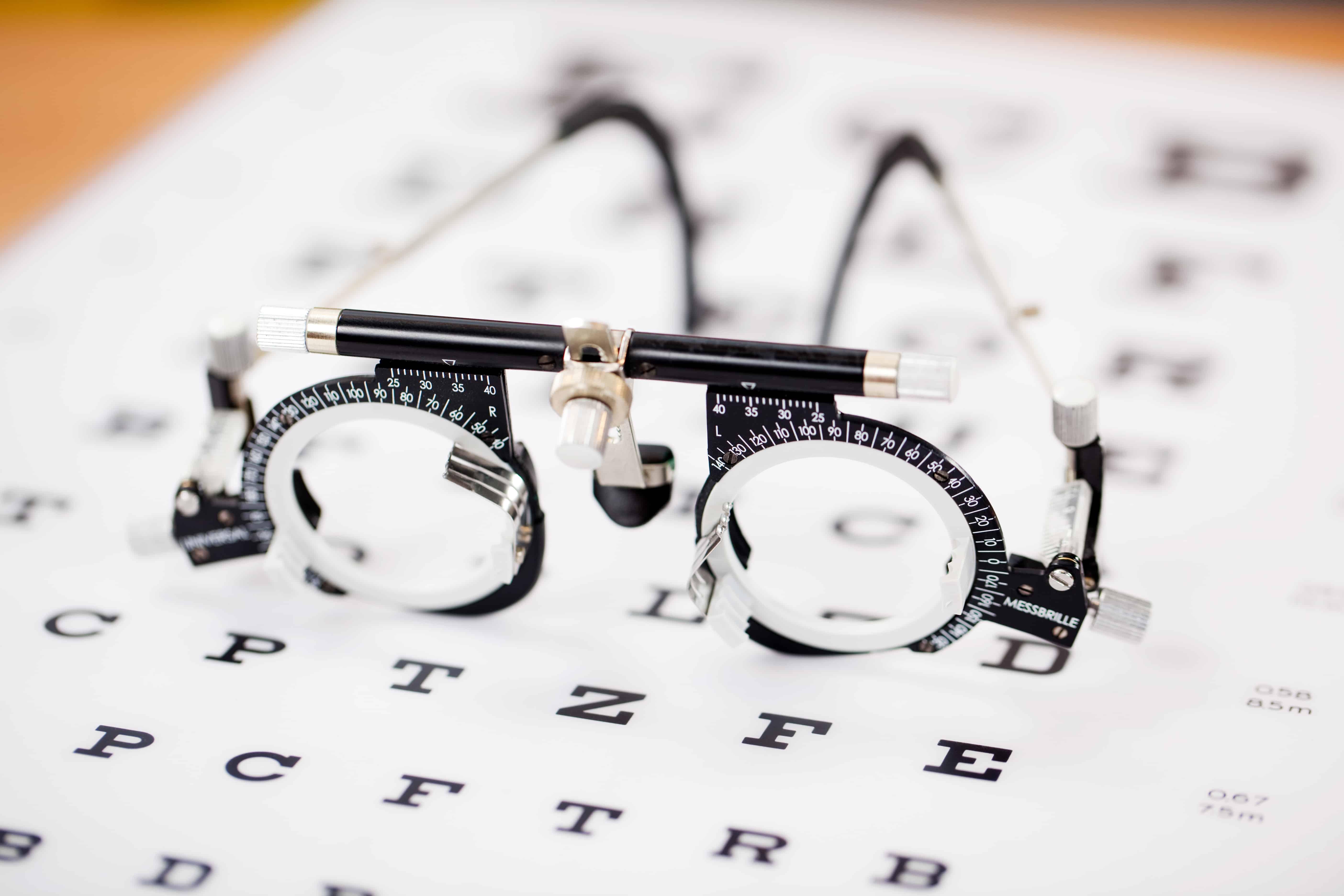 Изобретен новый метод восстановления зрения при близорукости