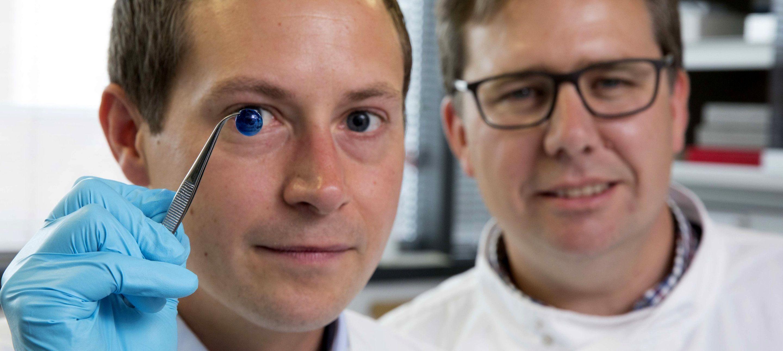 Роговица человеческого глаза впервые напечатана на 3D-принтере