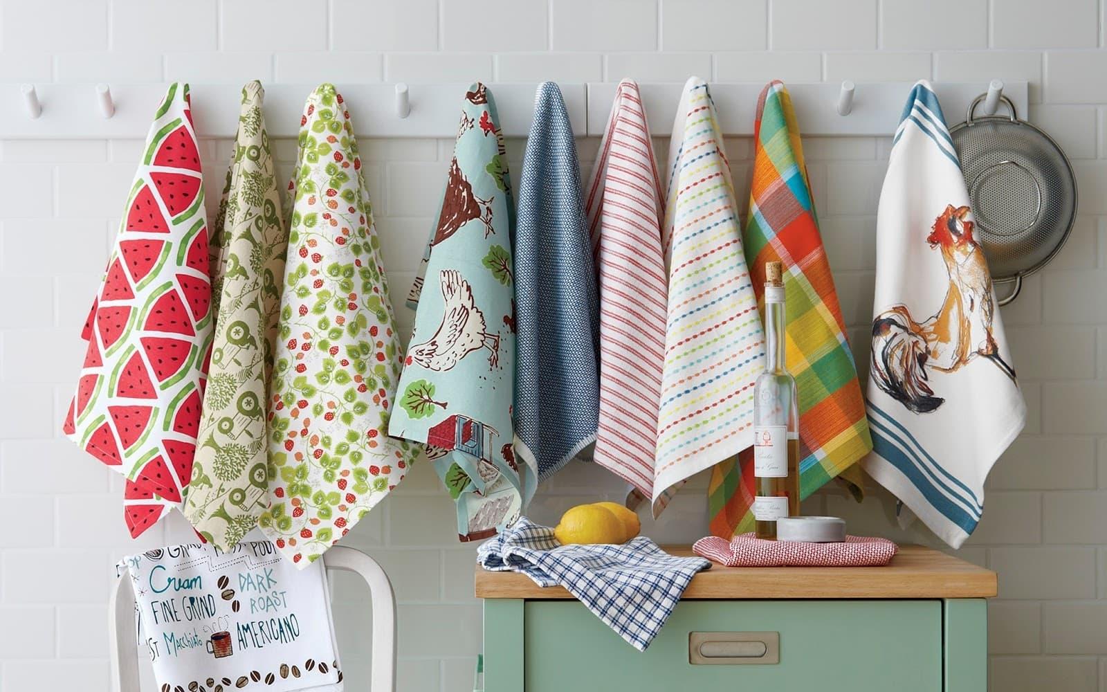 Можно ли заболеть от кухонного полотенца