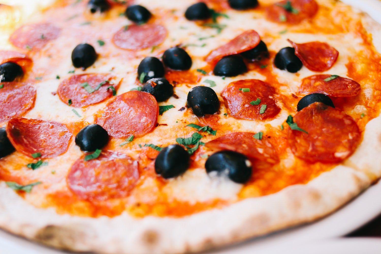 Вся диета для профилактики рака и болезней сердца в одной пицце