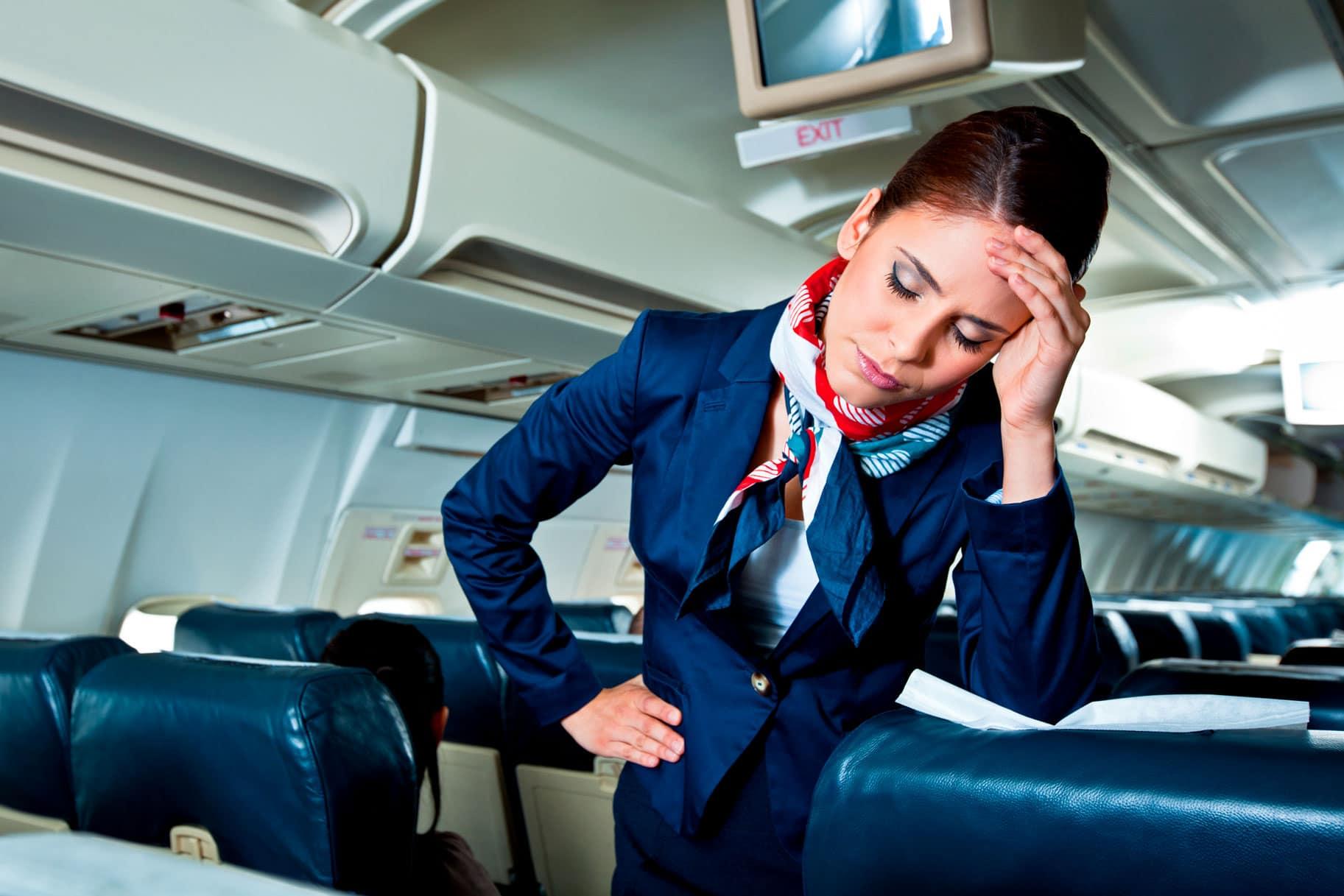 Почему стюардессы чаще болеют раком