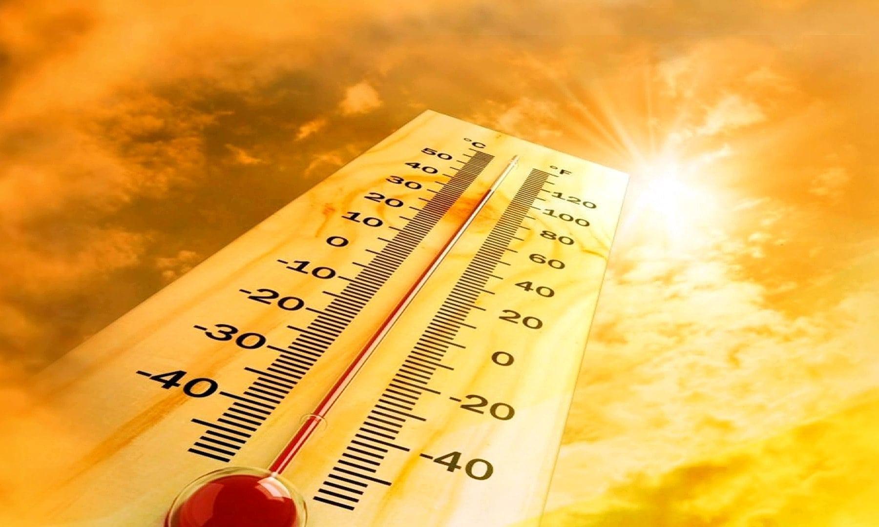 Изменение климата увеличит число смертей от аномальной жары