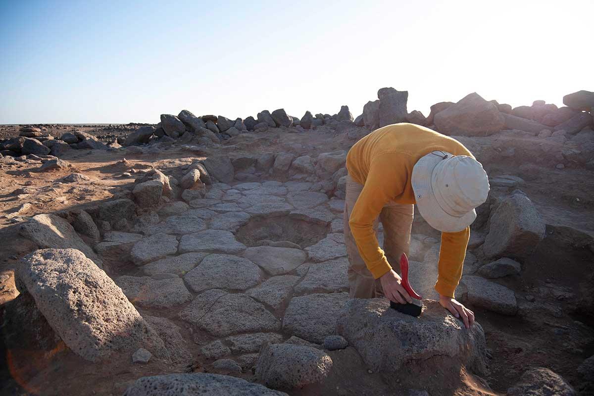 Древние люди делали хлеб за тысячи лет до возникновения земледелия