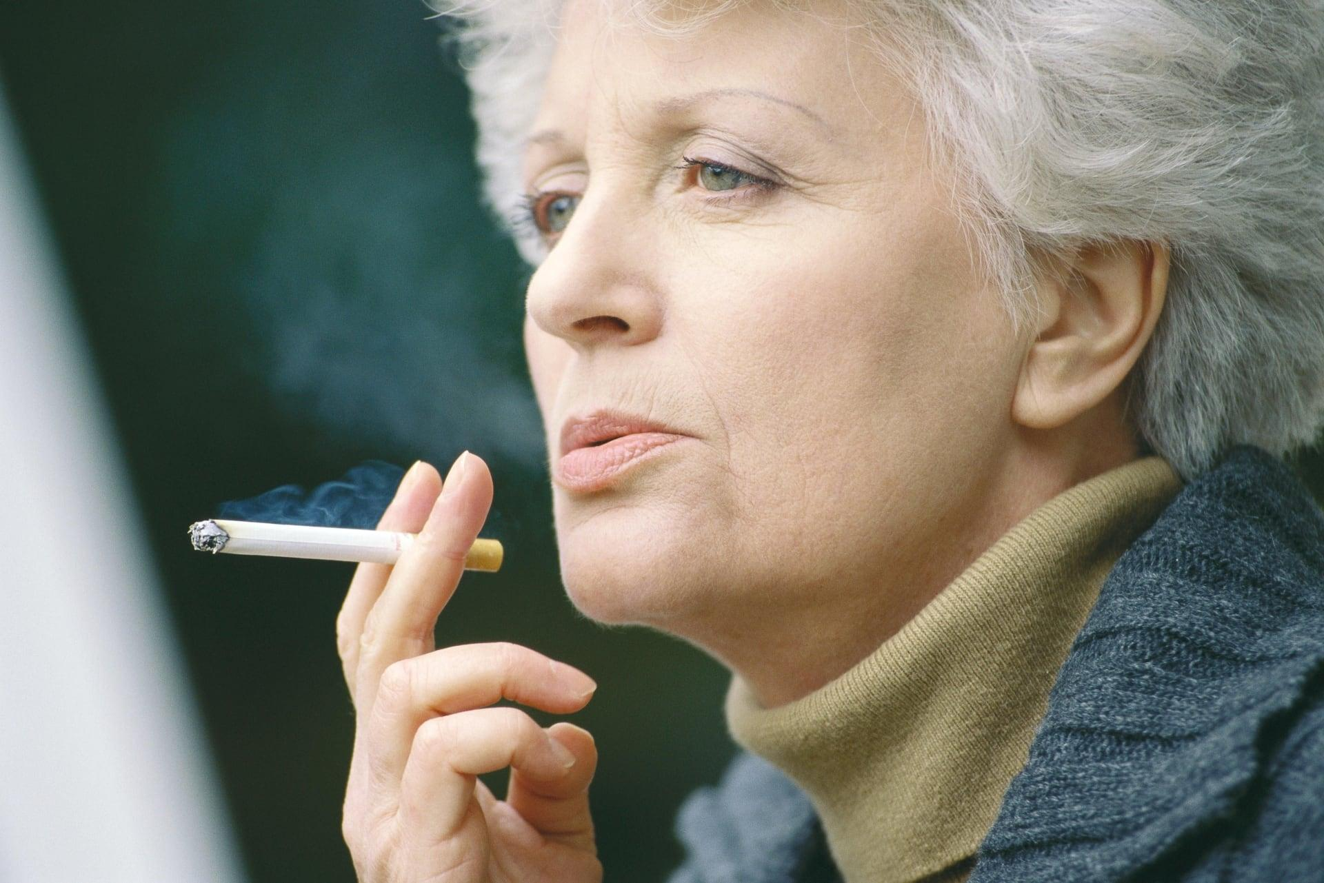 Курение в менопаузе