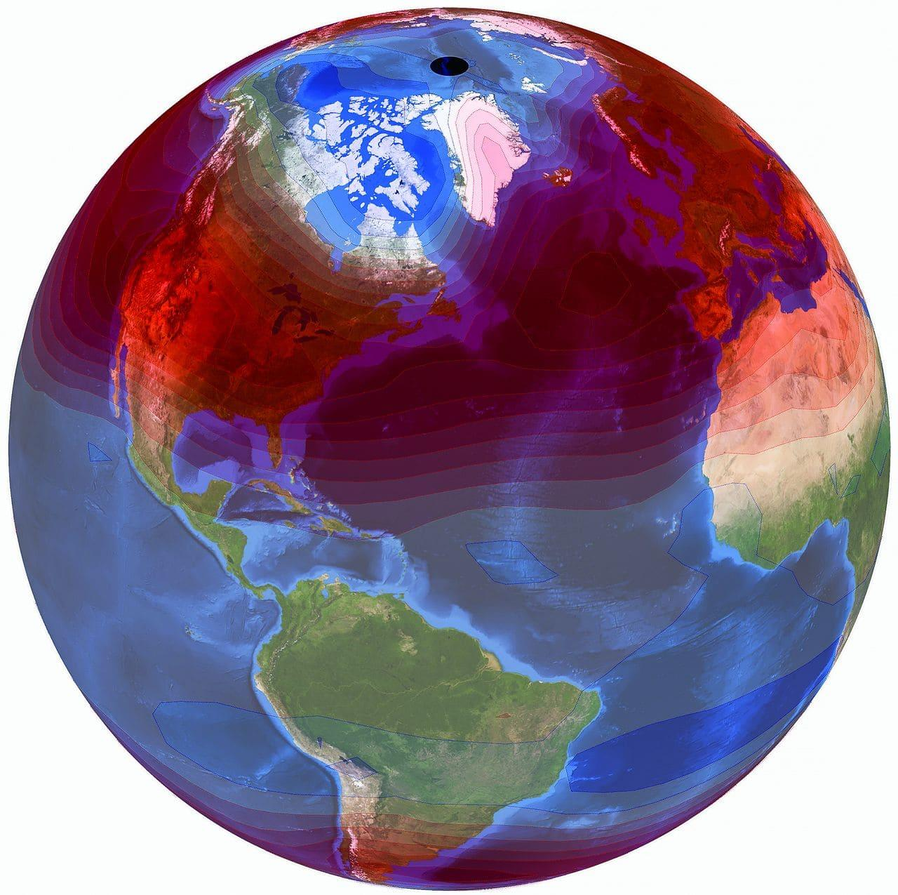 Климатологи доказали влияние человека на сезонные колебания температуры тропосферы